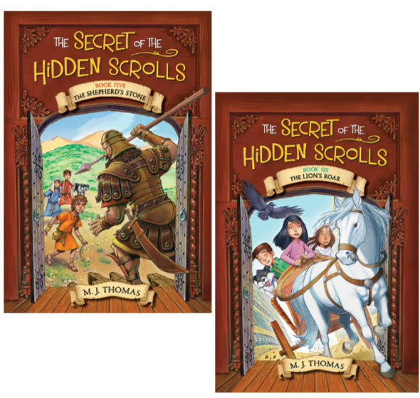 the-secret-of-the-hidden-scrolls-series-book-review